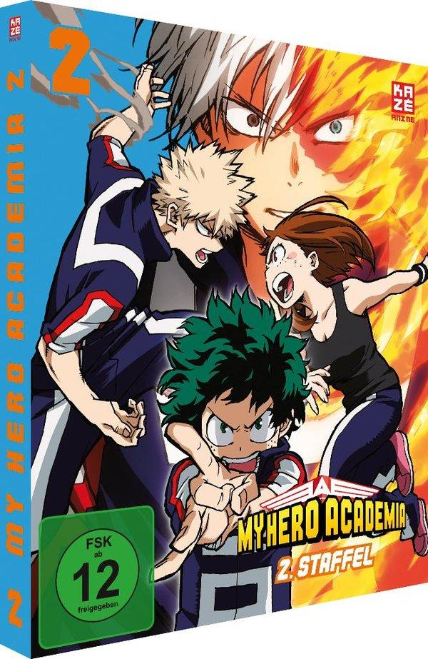 My Hero Academia - Staffel 2 - Vol. 2