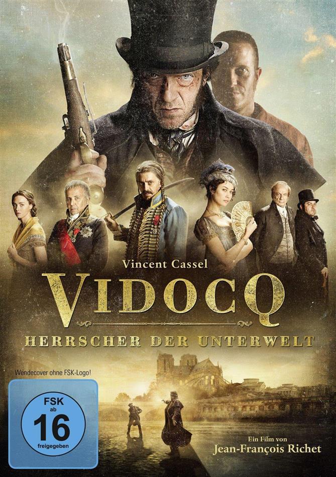 Vidocq - Herrscher der Unterwelt (2018)