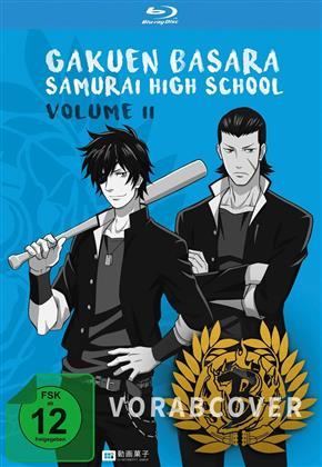 Gakuen Basara - Samurai High School (Spin-off) - Vol. 2