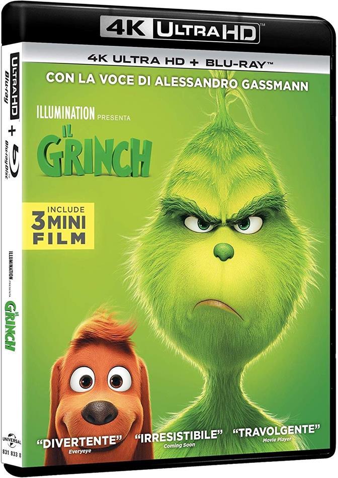 Il Grinch (2018) (4K Ultra HD + Blu-ray)