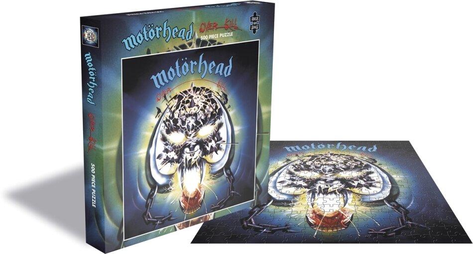 Motorhead - Overkill Rock Music Puzzle