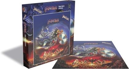 Judas Priest - Painkiller Rock Music Puzzle