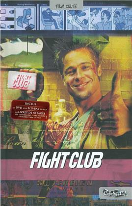 Fight Club (1999) (Collector's Cut, Format A4, Film Culte, Digibook, Blu-ray + DVD)