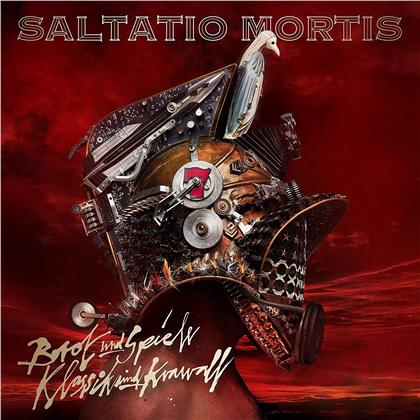 Saltatio Mortis - Brot Und Spiele - Klassik & Krawall (Limited Edition, 3 LPs)