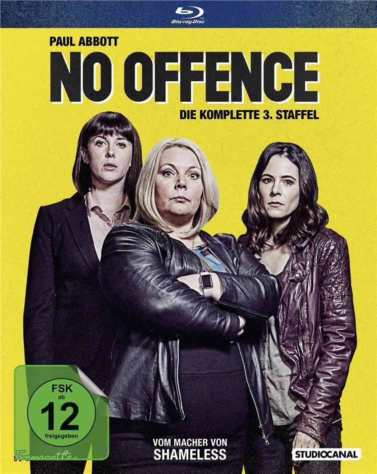 No Offence - Staffel 3