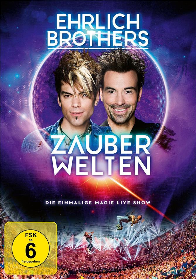 Ehrlich Brothers - Zauberwelten - Die einmalige Magie Live Show