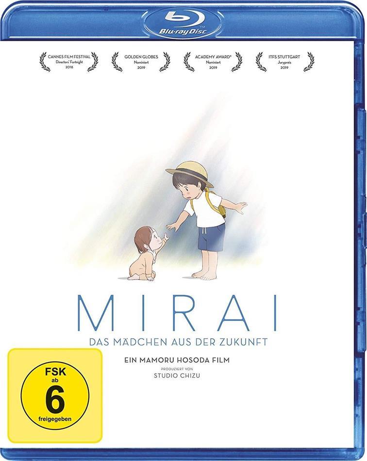 Mirai - Das Mädchen aus der Zukunft (2018)
