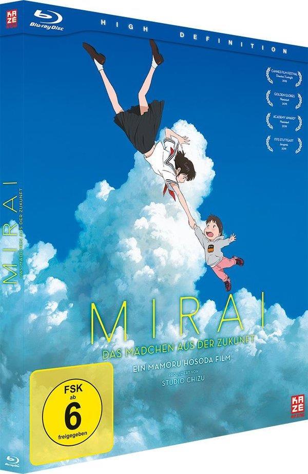 Mirai - Das Mädchen aus der Zukunft (2018) (Deluxe Edition, Limited Edition)
