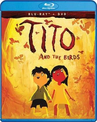 Tito and the Birds (2018) (Blu-ray + DVD)