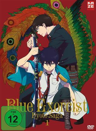 Blue Exorcist: Kyoto Saga - Vol. 1 - Staffel 2.1