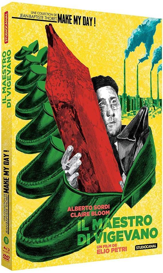 Il maestro di Vigevano (Schuber, Make My Day! Collection, Digibook, Blu-ray + DVD)
