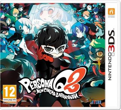 Persona Q2 - New Cinema Labyrinth