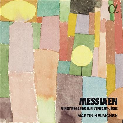 Olivier Messiaen (1908-1992) & Martin Helmchen - Vingt Regards Sur LEnfant-Jesus (2 CDs)