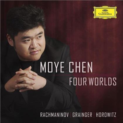 Sergej Rachmaninoff (1873-1943), Percy Grainger, Horowitz, Vladimir Horowitz & Moye Chen - Four Worlds (Australian Eloquence)