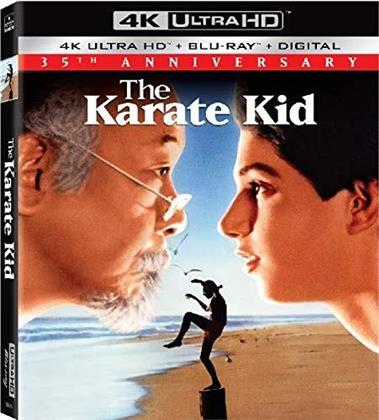 Karate Kid (1984) (4K Ultra HD + Blu-ray)