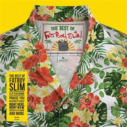"""Fatboy Slim - The Best of (2 12"""" Maxis)"""