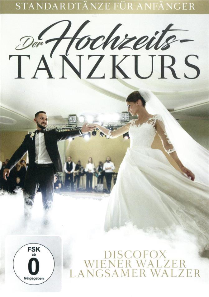 Standardtänze für Anfänger - Der Hochzeits-Tanzkurs, Discofox, Wiener Walzer