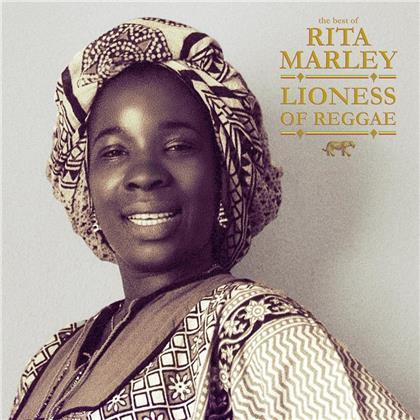 Rita Marley - The Lioness Of Reggae (LP)