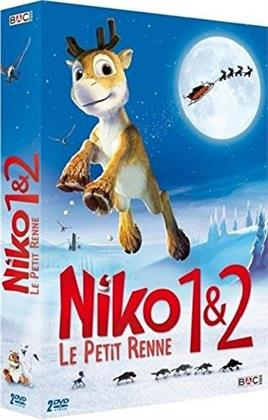 Niko le petit renne 1 & 2 (2 DVDs)