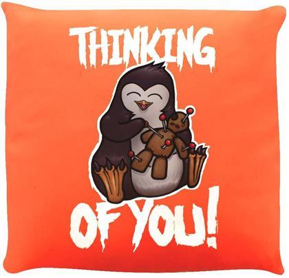 Psycho Penguin - Thinking Of You - Kissen