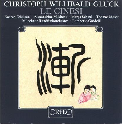 Christoph Willibald Gluck (1714-1787), Lamberto Gardelli, … - Le Cinesi (LP)