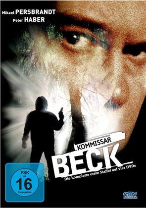 Kommissar Beck - Staffel 1 (Riedizione, 4 DVD)