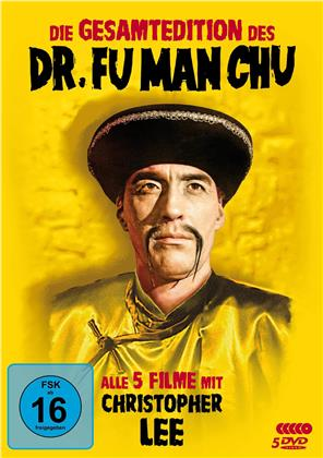 Dr. Fu Man Chu - Gesamtedition (Fernsehjuwelen, 5 DVDs)