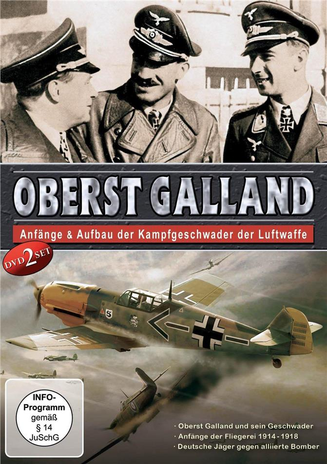 Oberst Galland (2 DVDs)