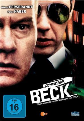 Kommissar Beck - Staffel 2 (Neuauflage, 4 DVDs)