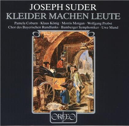 Joseph Suder (1892-1980), Uwe Mund & Bamberger Symphoniker - Kleider Machen Leute (3 LPs)