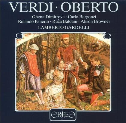 Carlo Bergonzi, Giuseppe Verdi (1813-1901) & Lamberto Gardelli - Oberto (3 LPs)