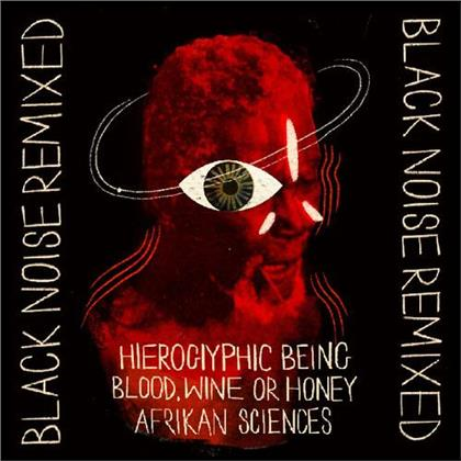 """Khalab - Black Noise Remixed (12"""" Maxi)"""