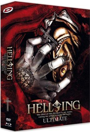 Hellsing Ultimate - Intégrale (Collector's Edition, 3 Blu-rays + DVD)