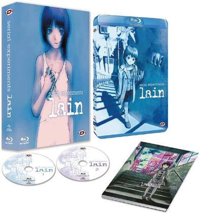 Serial Experiments Lain (20th Anniversary Edition, 2 Blu-rays)