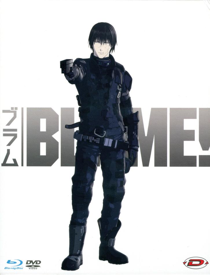 Blame! - Le Film (2017) (Schuber, Blu-ray + DVD)