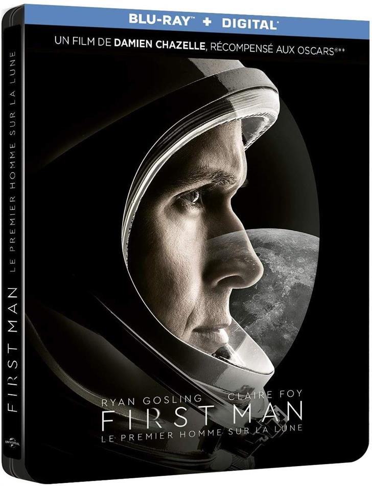 First Man (2018) (Limited Edition, Steelbook)