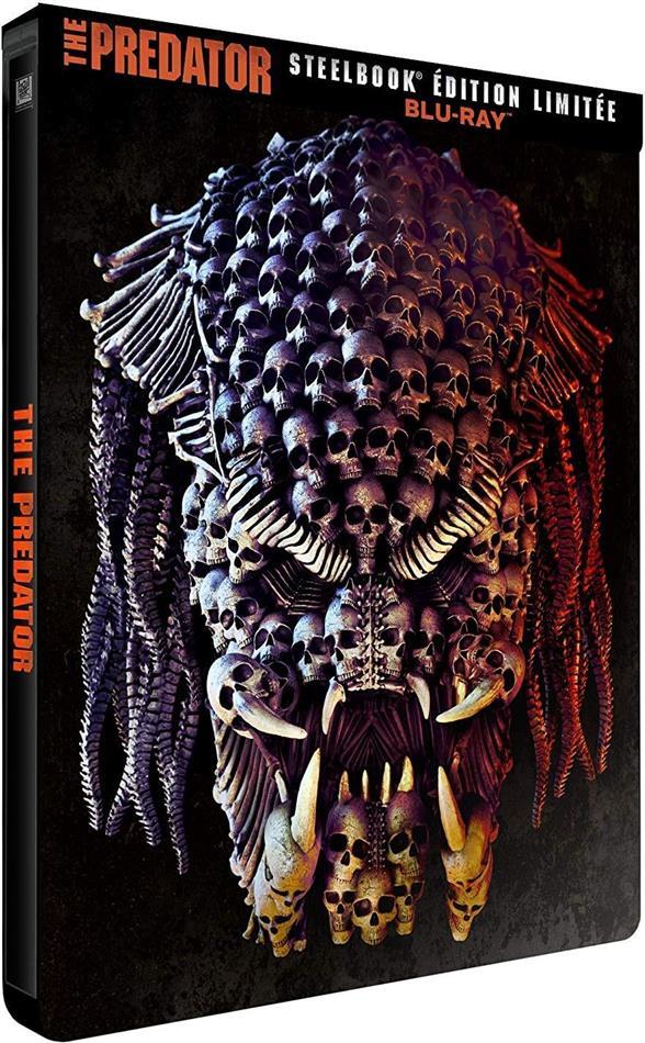 The Predator - Upgrade (2018) (Limited Edition, Steelbook)