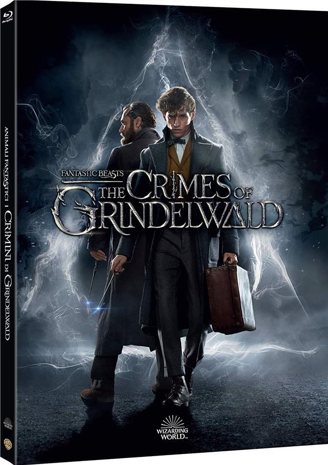 Animali fantastici 2 - I crimini di Grindelwald (2018) (Lenticular, Mediabook, Blu-ray + DVD)