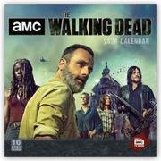 Walking Dead - the 2020 Square Wall Calendar