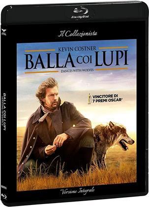 Balla coi lupi (1990) (Il Collezionista, Versione Integrale, Blu-ray + DVD)