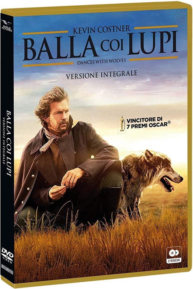 Balla coi lupi (1990) (Versione Integrale, 2 DVDs)
