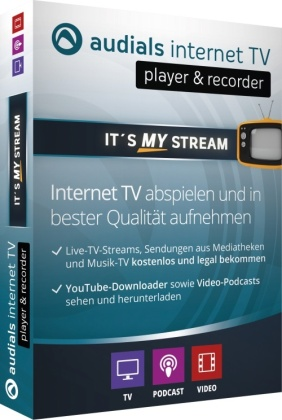 Audials Internet TV