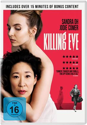Killing Eve - Staffel 1 (2 DVDs)