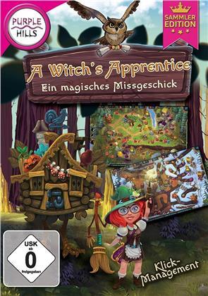 A Witch'ss Apprentice - Ein magisches Missgeschick (Sammler Edition)