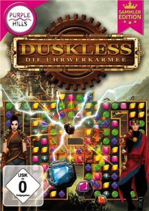 Duskless - Die Uhrwerkarmee (Sammler Edition)