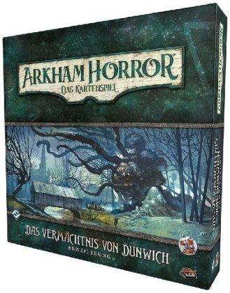 Arkham Horror: Das Kartenspiel - Rückkehr zu : Das Vermächtnis von Dunwich