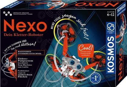Nexo - Dein Kletter-Roboter