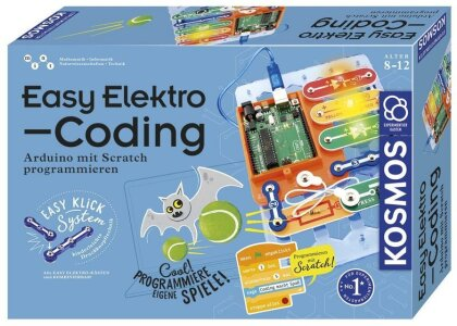Easy Elektro - Coding (Experimentierkasten)