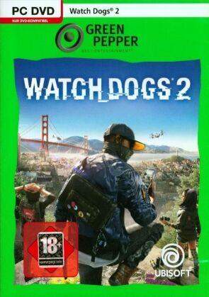 Green Pepper - Watch Dogs 2