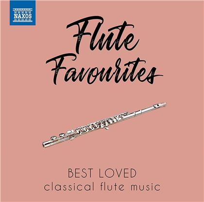 Flute Favourites - Best Loved Classical Flute Music